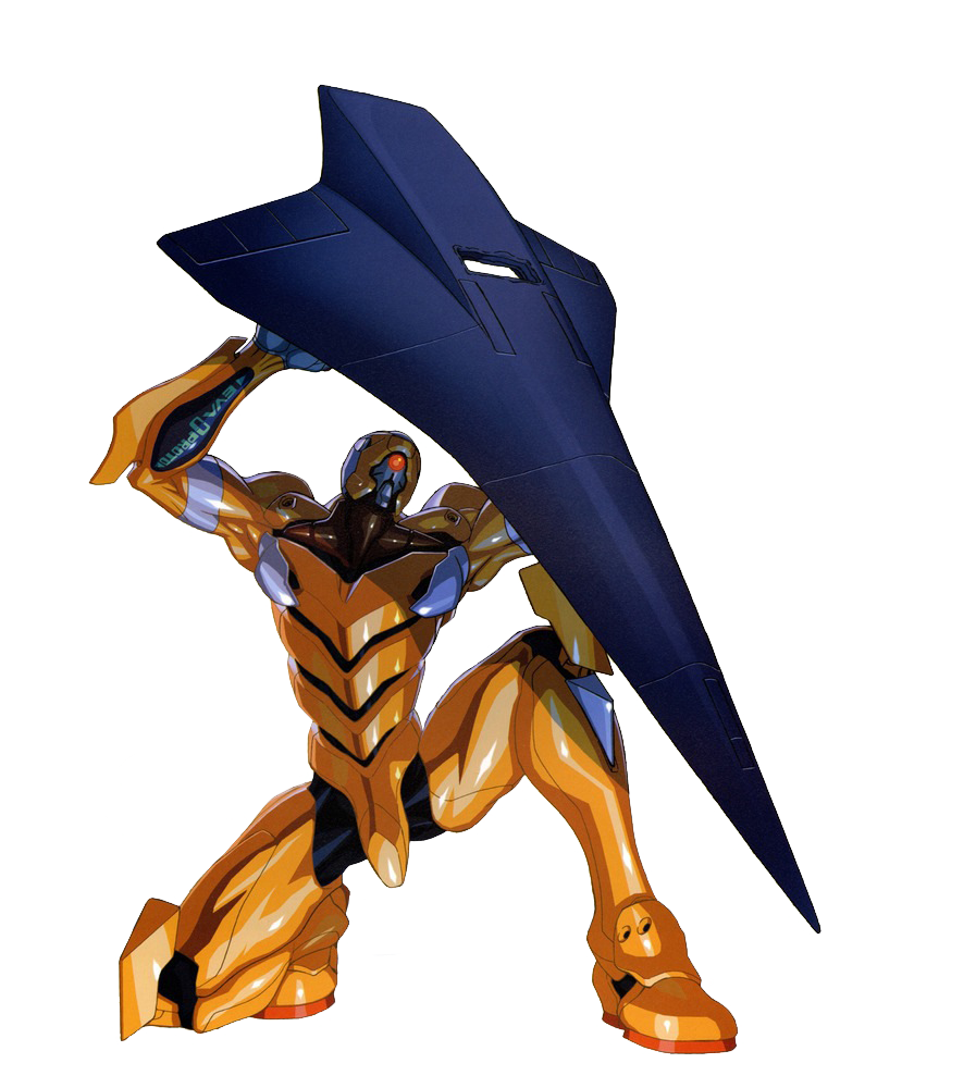 Neon genesis evangelion unit 00