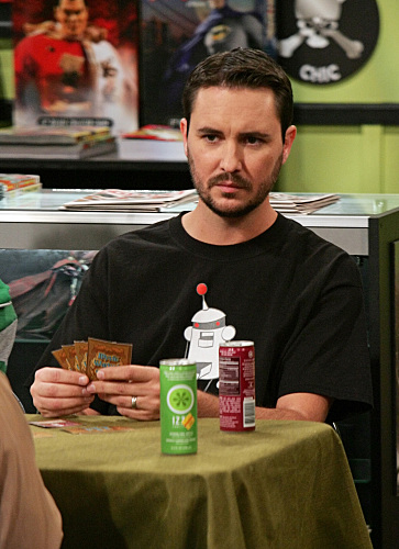 Wil Wheaton Wil wheaton on the big bang