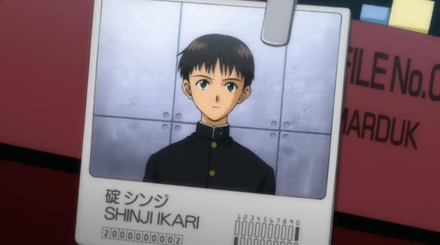 Shinji Ikari Neon Genesis Evangelion Wiki