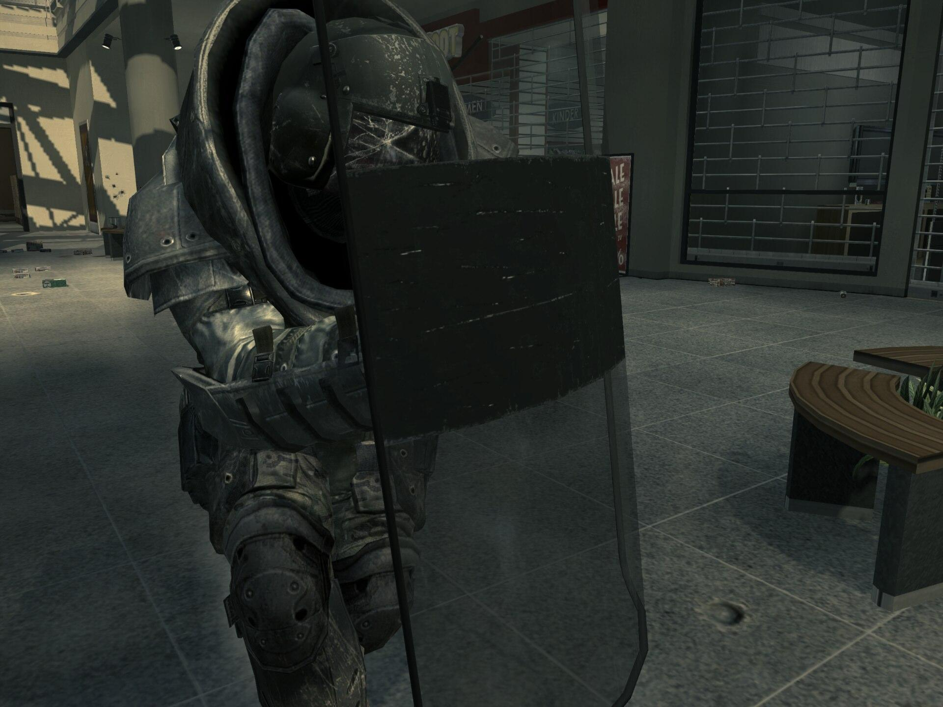 Image - Juggernaut Recon third person MW3.png - The Call ...