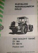 Liaz ST180 N 4WD b&w brochure - 19