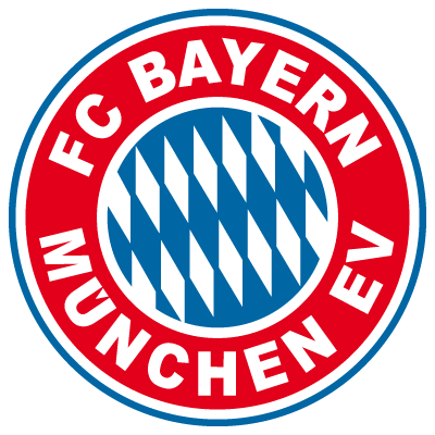 bayern m nchen old logo. Black Bedroom Furniture Sets. Home Design Ideas