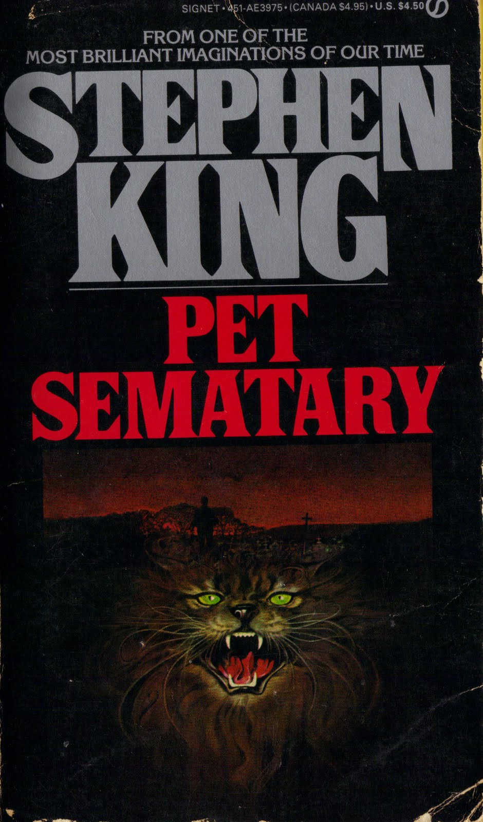 an analysis of the concept of the work by stephen king on horror literature The great stephen king reread: the high concept hook snags you right through the lip and he aspired to literature horror didn't have big ambitions in.