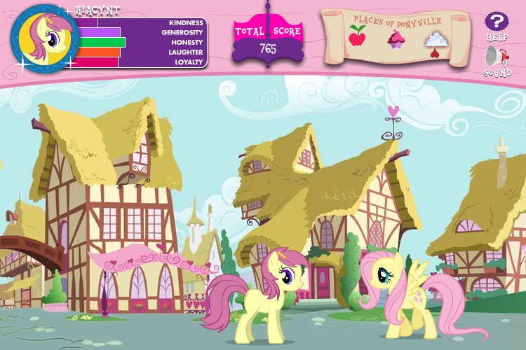 Adventures In Ponyville Cheats