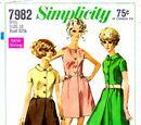 Simplicity 7982 A