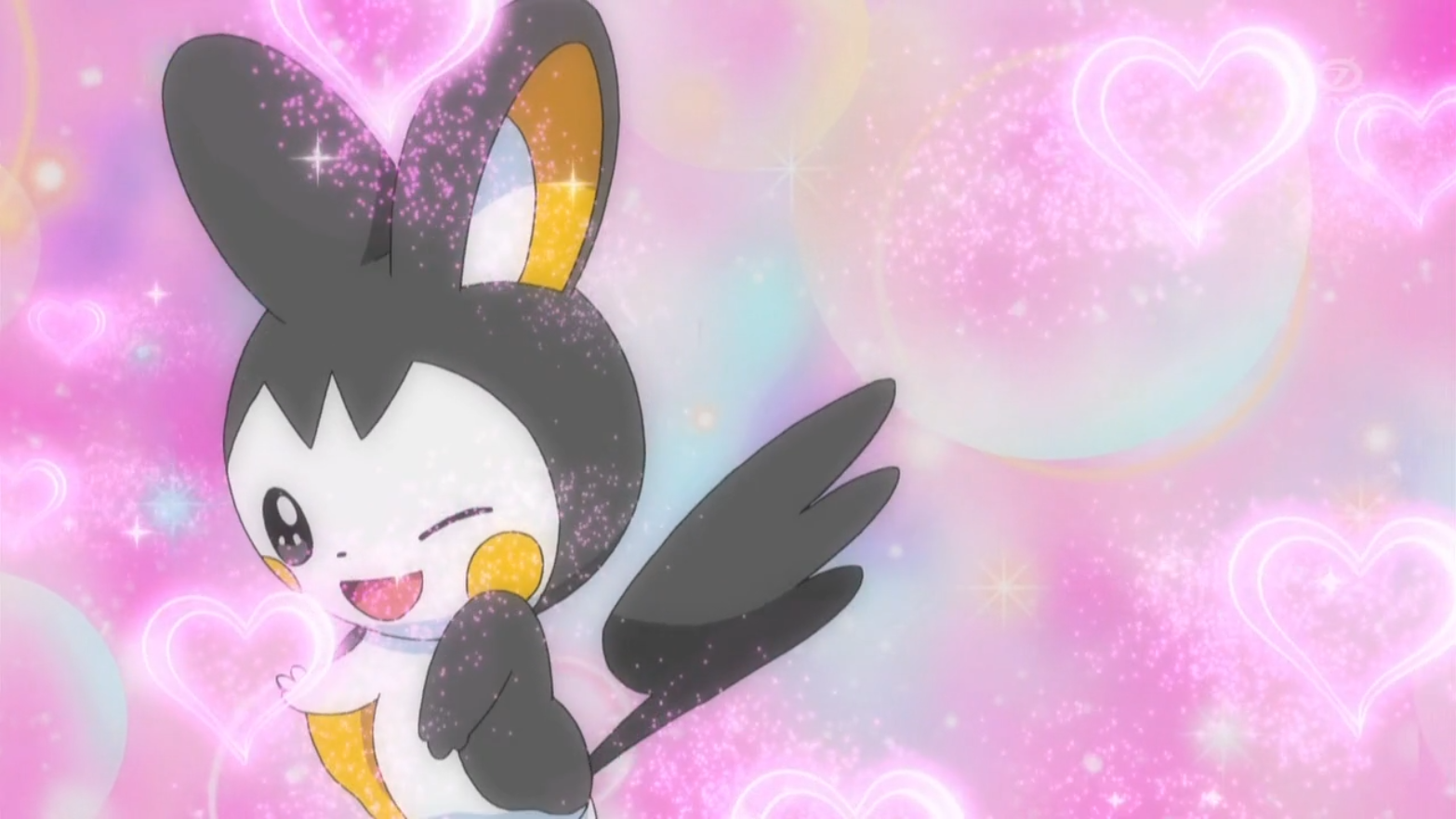 emolga attract - photo #6