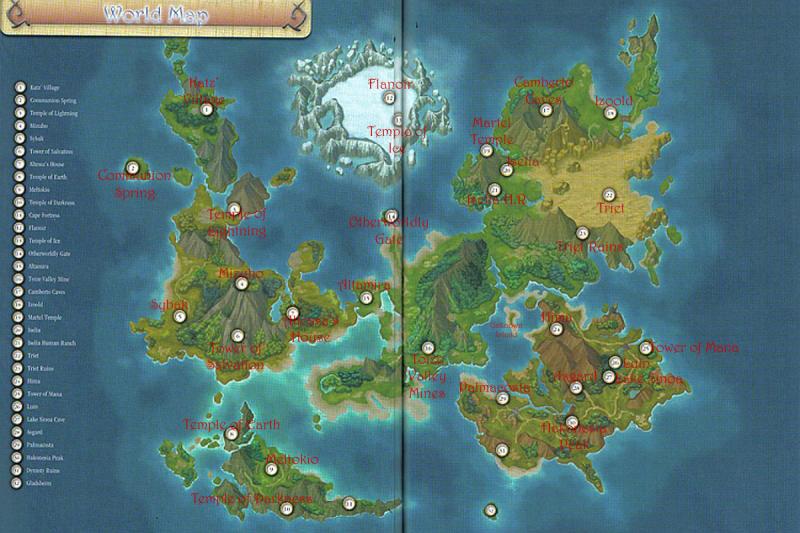 Tales Of Symphonia Map  My blog