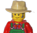 Liste der Farmer aus Lego City