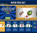 5 Days of Gifting: Mardi Gras Hat