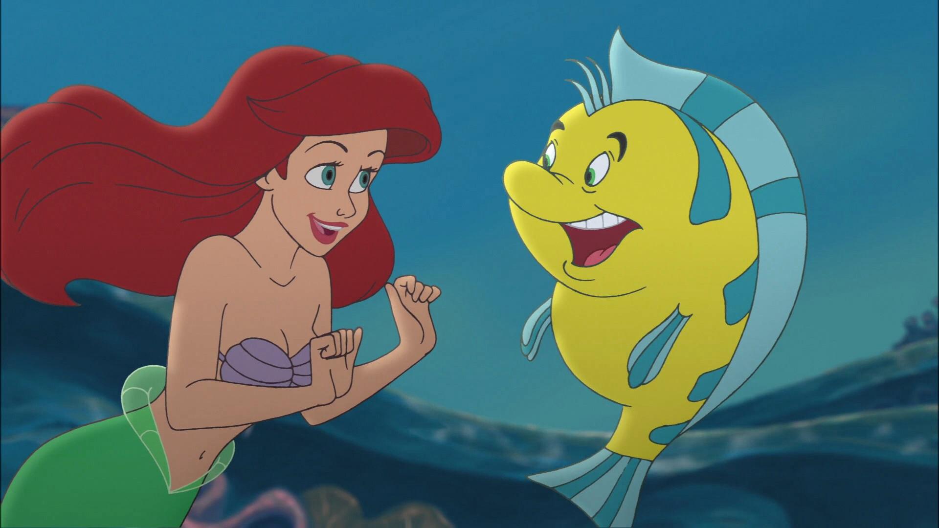 Flounder Disney Wiki