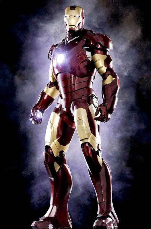 Mark Viii Iron Man Wiki Iron Man Armor Mark Iii