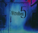 Zimmer der 5 Hexen