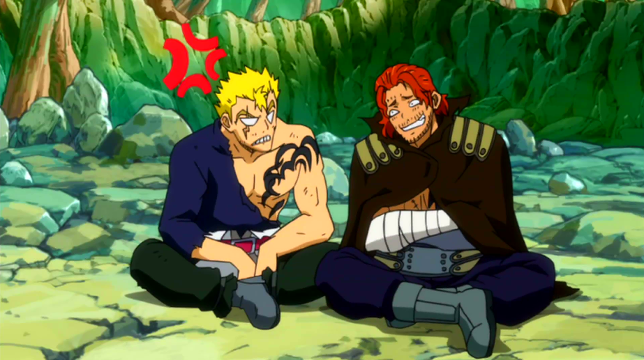 fairy tail wiki laxus relationship test