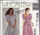 McCall's 4840