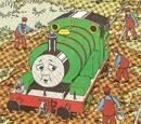 Percy Runs Away (magazine story)