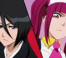 Rukia Kuchiki vs. Riruka Dokugamine