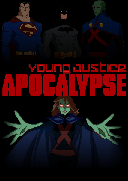 Young Justice Apocalypse pngYoung Justice Kyle Rayner