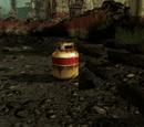Tanque de propano