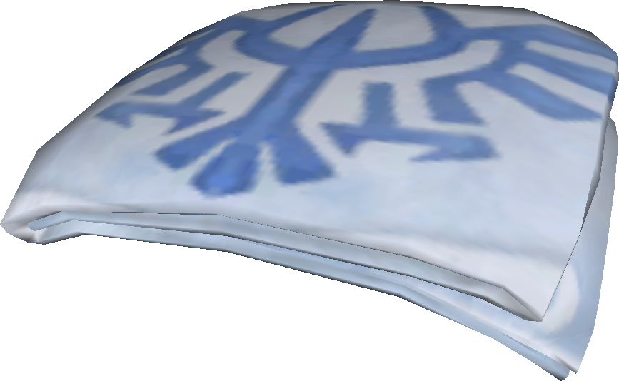 sailcloth - zeldapedia  the legend of zelda wiki