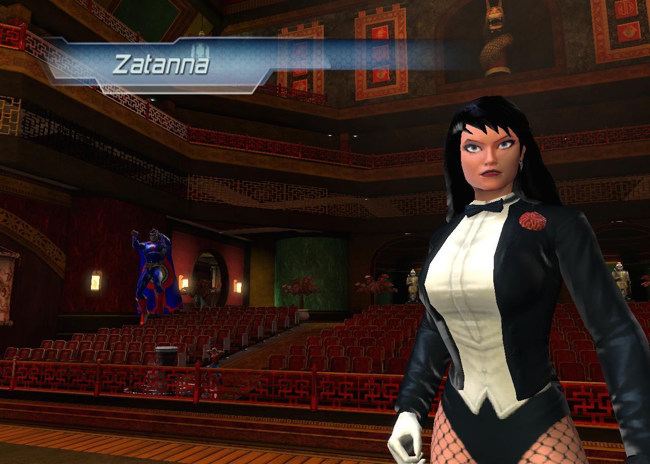 Zatanna Zatara Dc Universe Online Dc Database Wikia