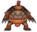 Flame tortoise