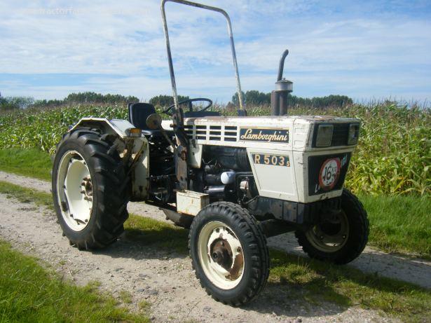 Lamborghini R 503s Tractor Amp Construction Plant Wiki