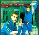 Card 282: Laser Training