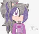 Princess Alina the Hedgehog