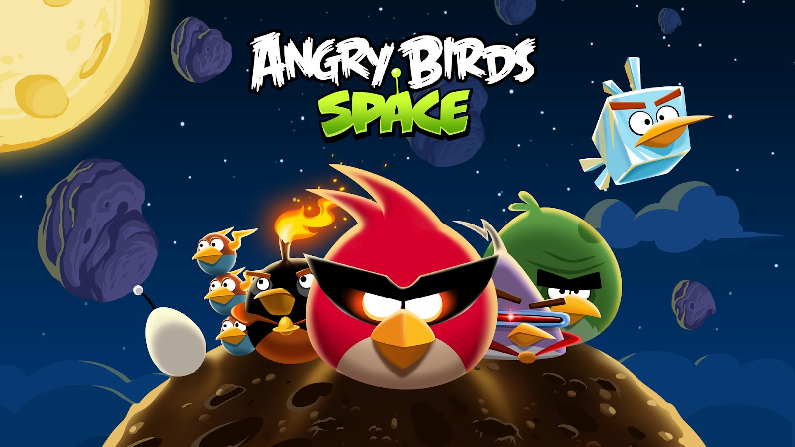 Image angry birds space angry birds wiki - Angry birds space gratuit ...