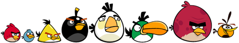 angry birds all characters - photo #10