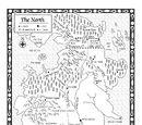 冰雨的风暴-北方地图