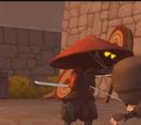 Hatted Samurai