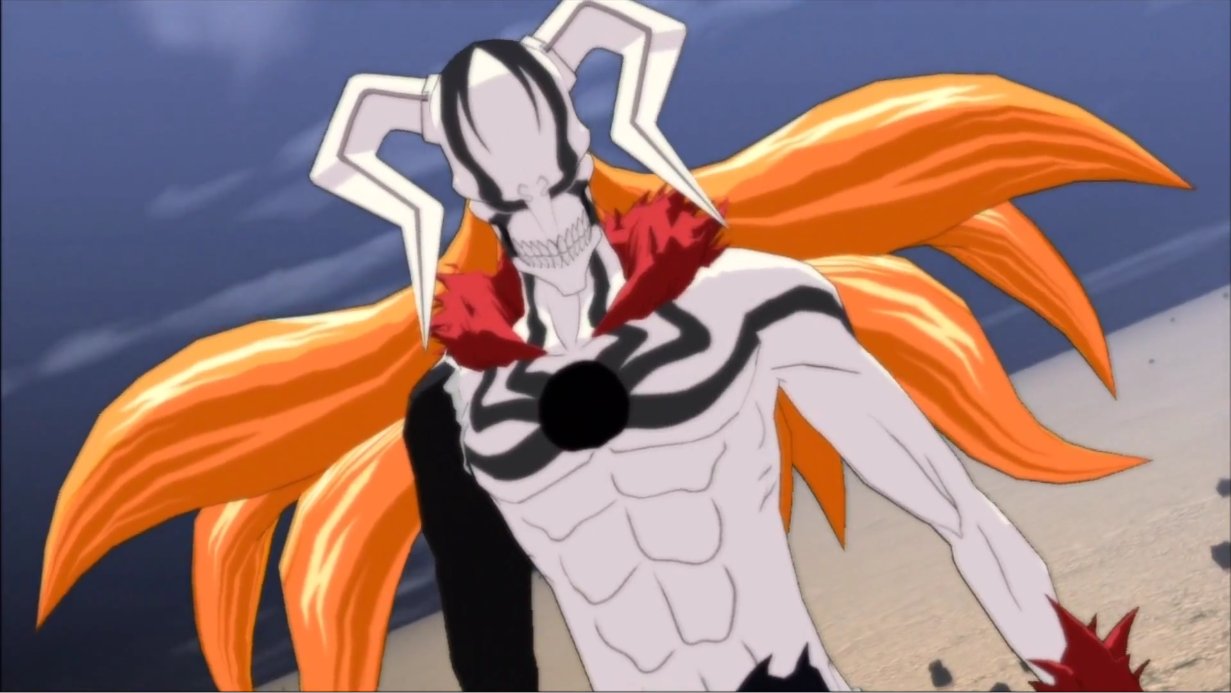 Full Hollow Form File:hollow Ichigo 2nd Full