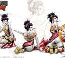 Personajes Fang Pi Clang