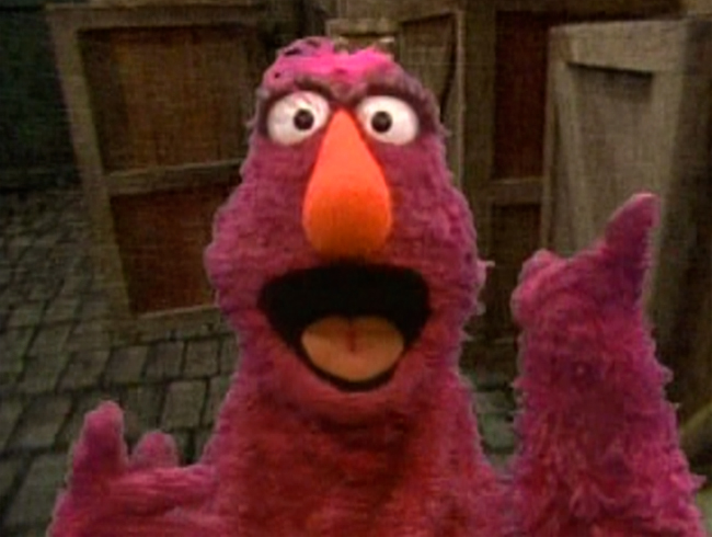 Telly Monster Through The Years Muppet Wiki