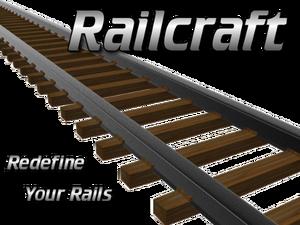 Railcraft logo