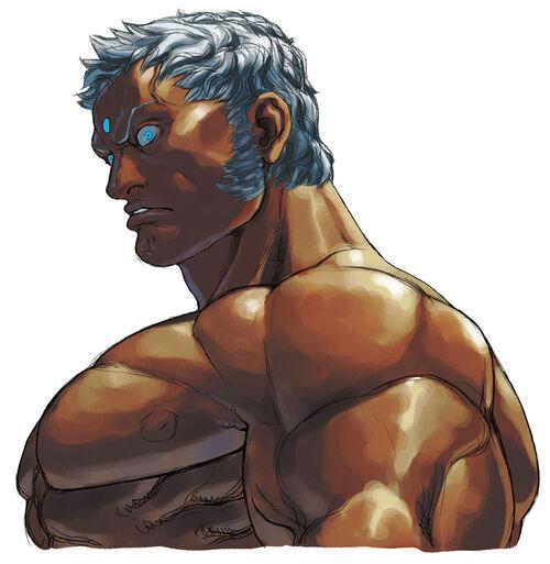 Urien Street Fighter Urien - Street Fighter...