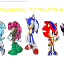 Sonic Universal: The Fight For Mobius