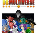 Dragon Ball Multiverse Power Levels (Ssk)