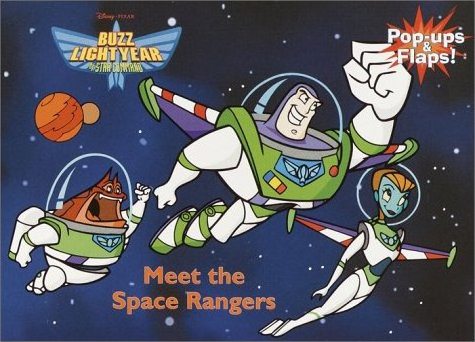 Image Meet The Space Rangers Cover Jpg Buzz Lightyear