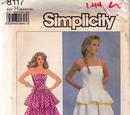 Simplicity 8177 B