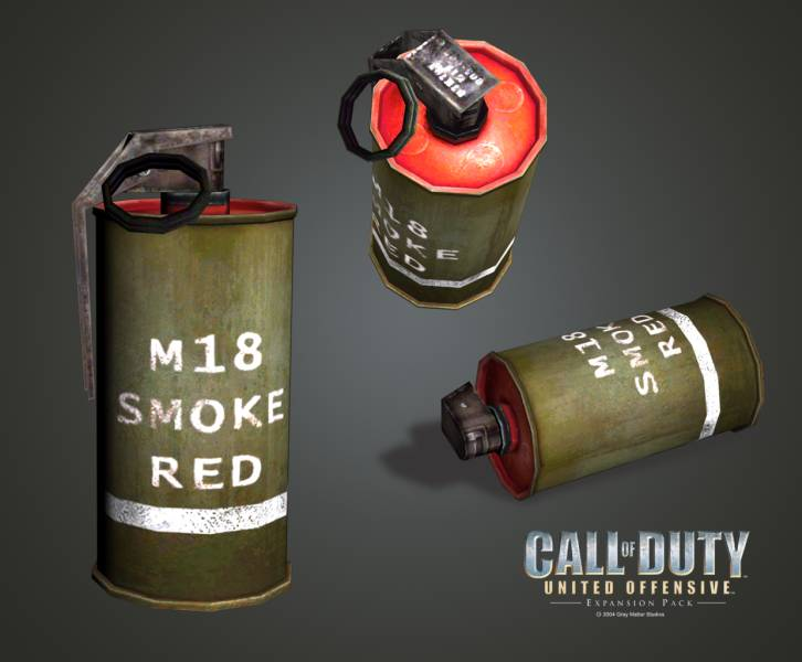 Smoke Grenade Call Of Duty Wiki Wikia