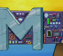 Mermaid Man's Belt