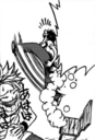 Gray fell on Natsu's prank.png