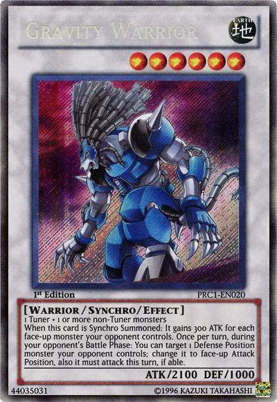 Gravity Warrior Yu Gi Oh Wikia
