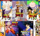 Dragon Ball Z: Butōden (series)