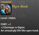 Ogre Mask