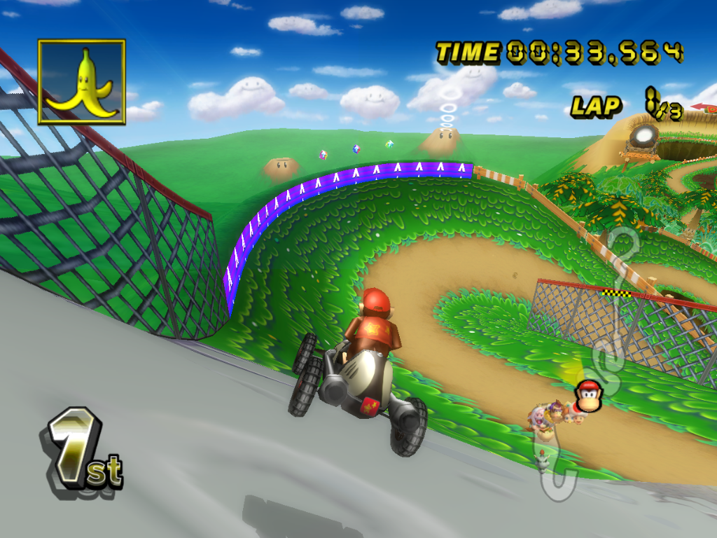 Donkey kong mario kart wii car tuning - Donkey Kong Mario Kart Wii Car Tuning 0