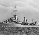 Zerstörer 1934-class destroyer