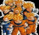 New Z Fighters Saga